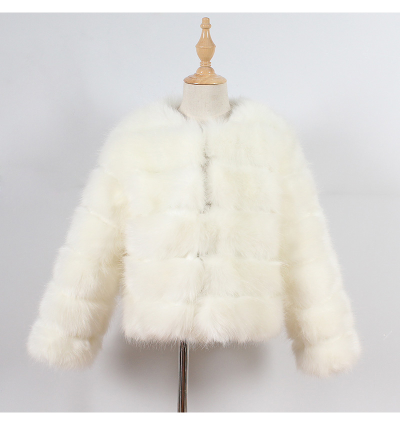 kids fur coat 4880459249_741428826