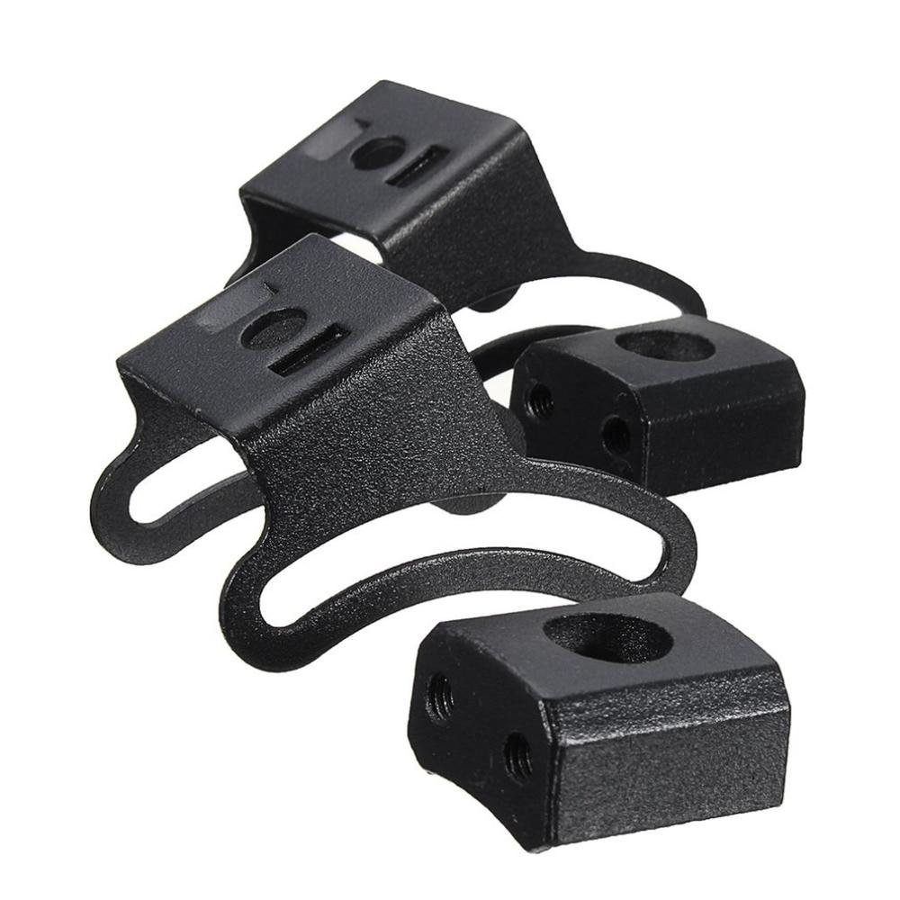 2 Sets Universal Car LED Slide Mount Base Bracket Holder For Most Straight Light Bar Baggage Holder Car Accessaries hot