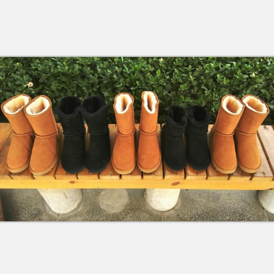 2017 Sales Of The Most Popular Hot Winter Boots Women Ug Australia Boots Women Slip Warm Women's Boots in The Snow Size 34-44 2017 sales of the most popular hot winter boots women ug australia boots women slip warm women s boots in the snow size 34 44