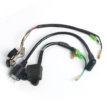 3 개/몫 ET950 ET650 IE45 TG950 호랑이 발전기에 대 한 자기 점화 코일 Ignitor 450W 650W 800W 950W 1000W 2 스트로크