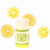 1 bottle 3ml SPA Lemon essential oils with aromatic aromatherapy oil household daily supplies cured flavor Home Air care Essential Oil