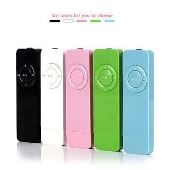 Portable Hifi MP3 Player 512MB Sport U Disk Lossless Sound  Music Media Headset Strip Sports Gum U Disk with Mobile Flash Disk portable media player