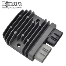 BJMOTO FH020AA For Yamaha FZ07 FZ09 FZ1 YZF R1 FJ09 FJR1300 Motorcycle Metal Voltage Regulator Rectifier For Honda CBR650F 600RR
