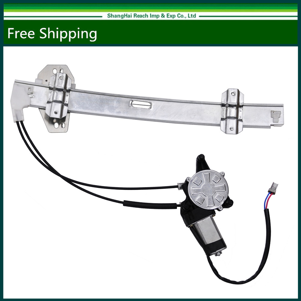 Power Window Motor Regulator Front Right For Honda Accord 4 Door 03 Wiring Diagram 2005 Coupe E2c W Passenger 94 97