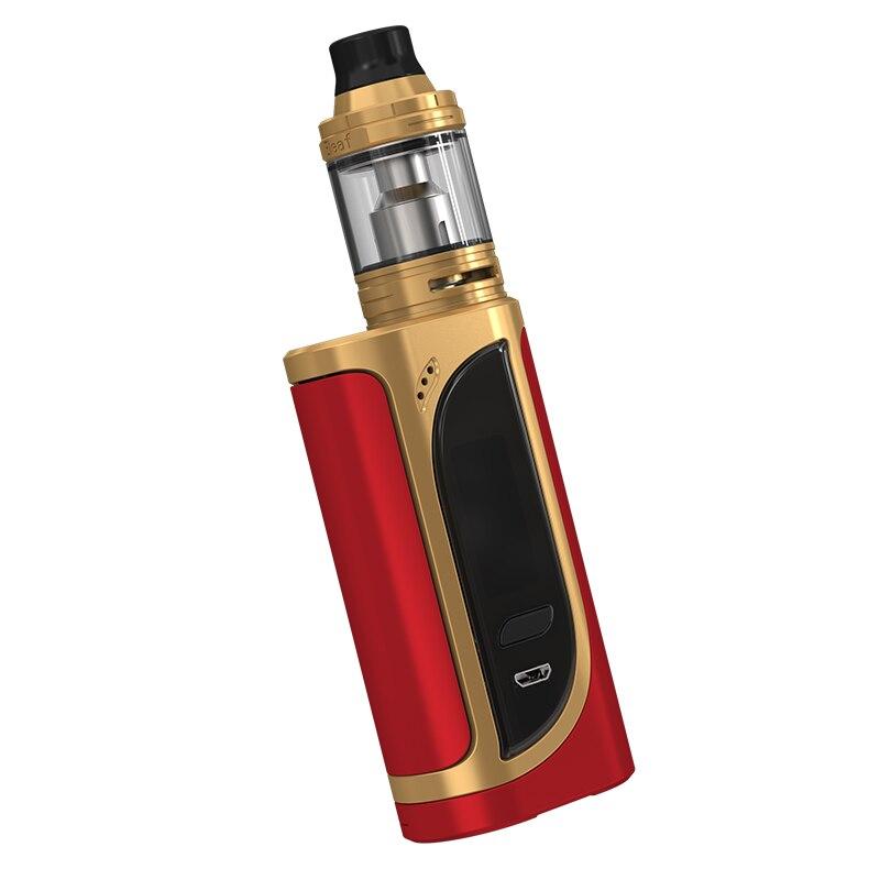 D'origine Eleaf IKonn 220 Kit vaporisateur W/ELLO 2 ml/4 ml Atomiseur Réservoir E Cigarette 220 W IKONN MOD VS Alien MOD n ° 18650 batterie - 6