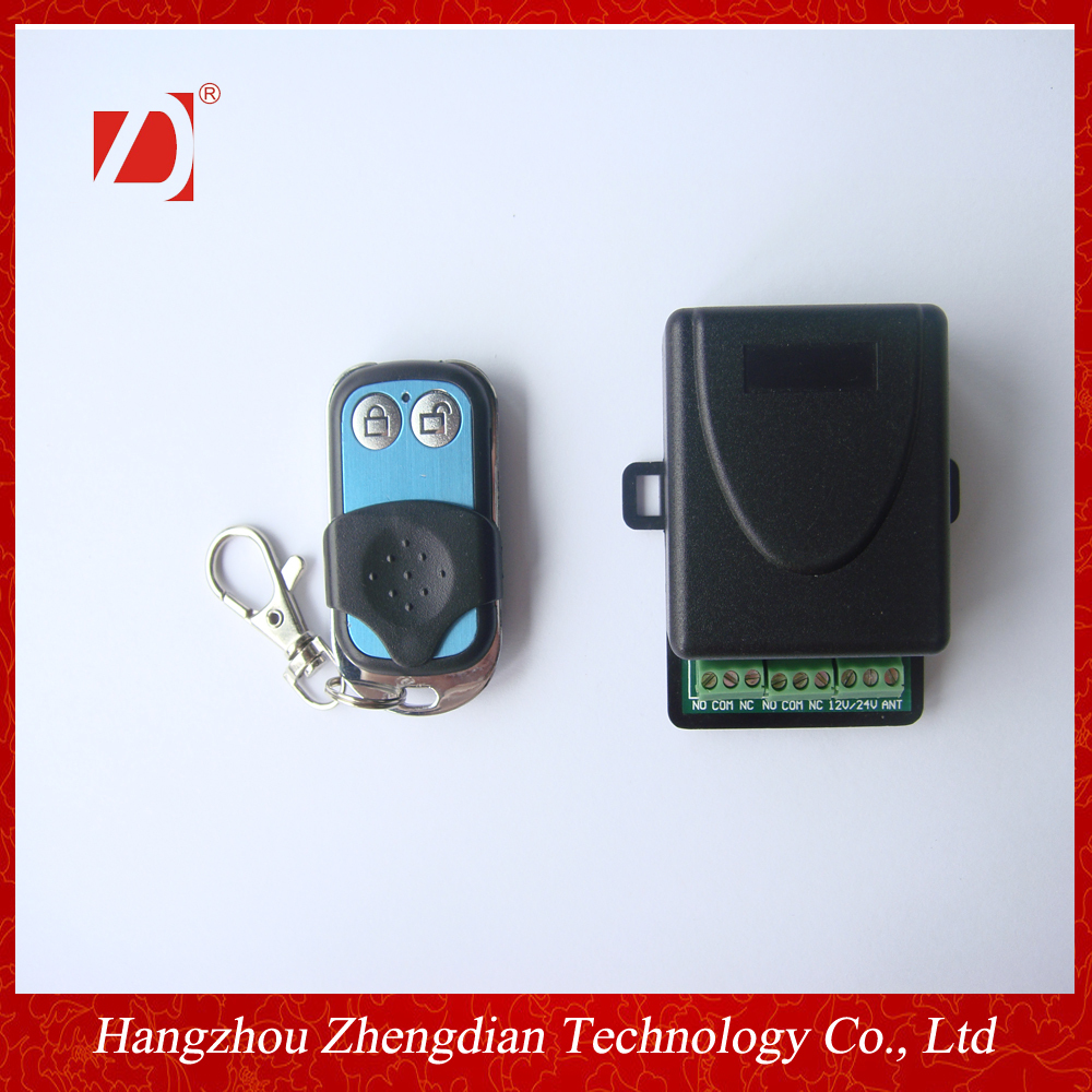 433mhz Rf 2ch Wireless Remote Control With Reciever For