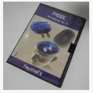 El Envío Gratuito! sonda RhineSense Mk. 4 (versión de la tarjeta ESP + DVD), tarjeta de magia, truco, accesorios de mentalismo truco de Magia, alta calidad