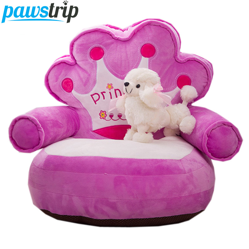7 Design Cartoon Dog Beds Winter Warm Princess Puppy Bed Mjuk PP Cotton Padded Chihuahua Dog Soffa