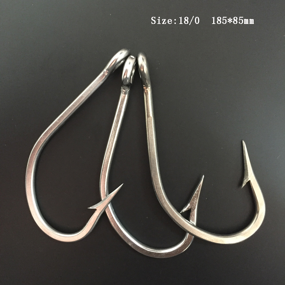 Online buy wholesale large fish hooks from china large for Giant fish hook