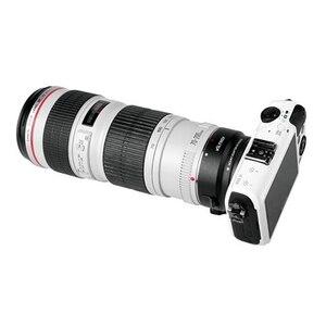 Image 5 - Viltrox EF EOS M adaptateur dobjectif de mise au point automatique électronique pour objectif Canon EOS EF EF S vers appareil photo EOS M EF M M2 M3 M5 M6 M10 M50 M100