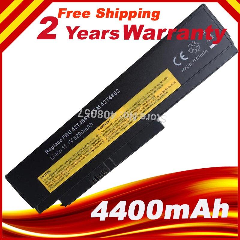 Batterie d'ordinateur portable pour LENOVO ThinkPad X220 X220I X220S X230 X230I 45N1023 45N1022 45N1019 42T4901 0A36307 45N1029
