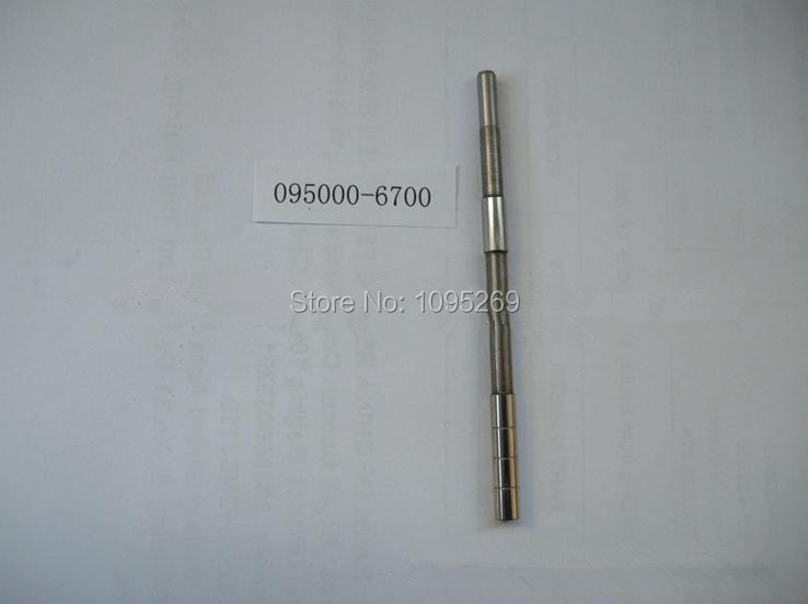 095000-6700 Common rail fuel injector parts raft rod, valve assembly, valve post, middle lever, good quality