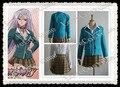 Rosario + Vampire Moka Akashiya Cosplay Costume Tailor made