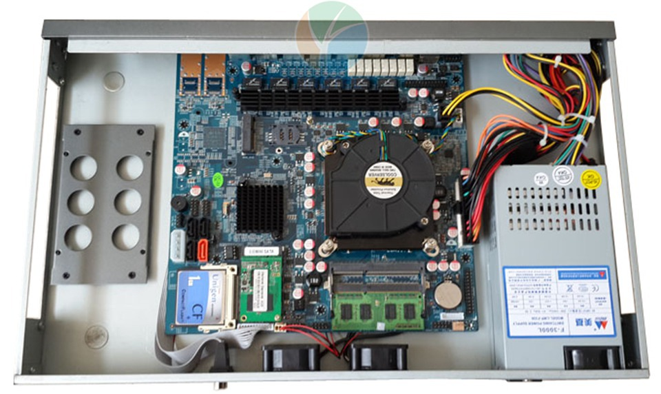 US $671 0 |Intel PCI E 1000M 6 * 82583v 2*Intel I350 SFP Gigabit VPN  Firewall pfsense with I5 3470 Processor-in Firewall & VPN from Computer &  Office