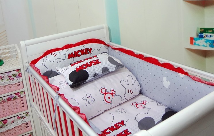 Discount! 9pcs full set Baby bedding set 100% cotton crib bedding set Cot Quilt Bed Around Bed Sheet,4bumper/sheet/pillow/duvet 9pcs set 17 clips 18 20 22 24 full head set 18 ash blonde 100