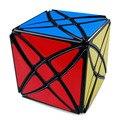 2016 Hot LanLan MoXing 8 ejes Hexahedron cubos mágicos flor Rex Puzzle 57 mm ABS segura alta calidad cubos magicos - L 50