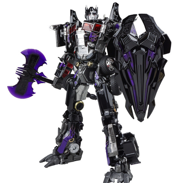 New in retail box Transformation weijiang black M01 OP Commander Oversize AOE Evasion metal Alloy Figure toys free shipping