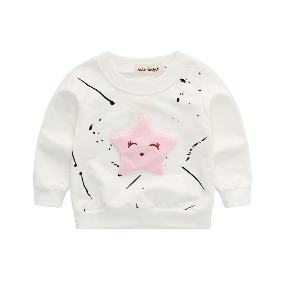 Baby Boys Girls Hoodies Clothes Children Winter Sweatshirts Toddler Casual Sweater Kids Hoodies Sweatshirt
