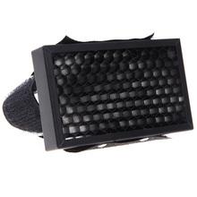 Lampy błyskowej Speedlite akcesoria do studia fotograficznego Godox HC-01 siatki o strukturze plastra miodu filtr do aparatów canon Pentax Godox YONGNUO tanie tanio Woopower FlashLight