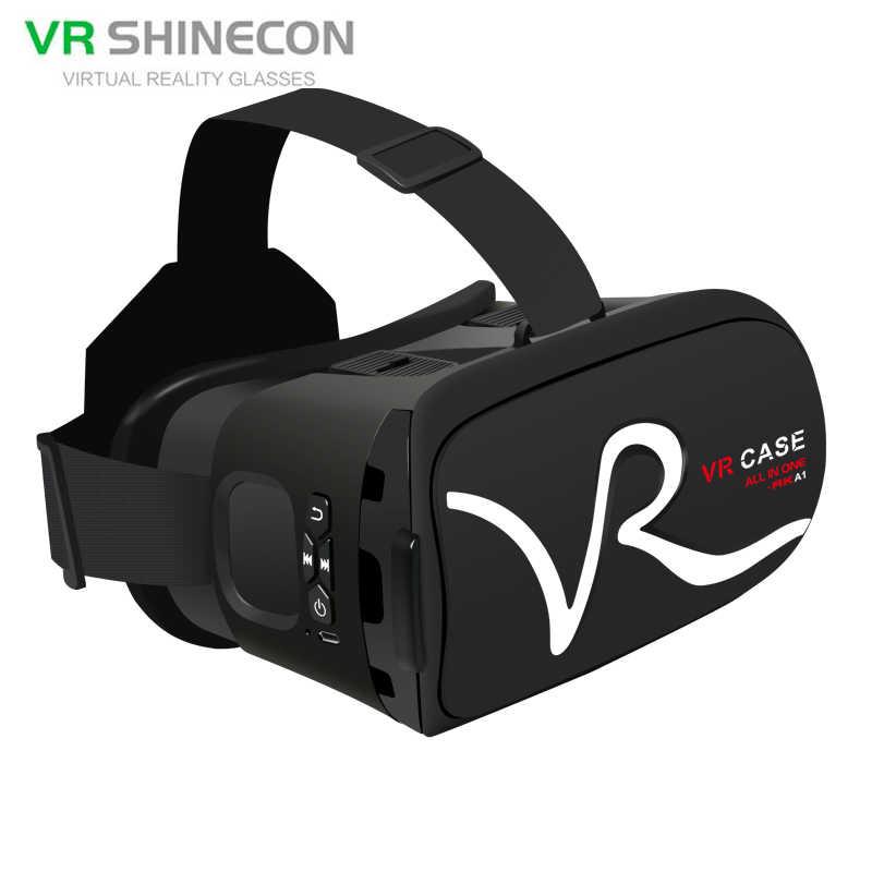Новое поступление рамка легкий портативный 3D VR коробка мобильный телефон очки виртуальной реальности Низкая цена Акция