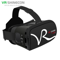 New Arrival Frame Light Weight Portable 3D VR Box Phone Virtual Reality Glasses
