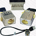 5 peças/lote new Laptop AC DC POWER JACK soquete Cabo fio para acer e1-522 para gateway ne522 50. m81n1.001 50.4yu05.032. 001. 022