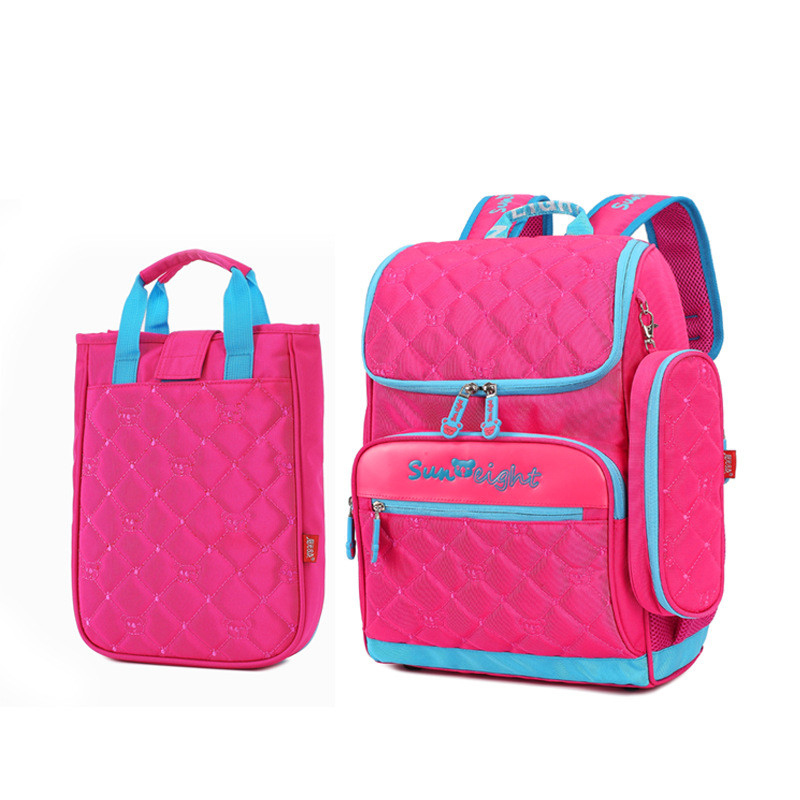Fashion Quality Nylon Children School Backpacks 3pcsset For Girls School Backpacks Schoolbag For Primary Girl Mochila Feminina