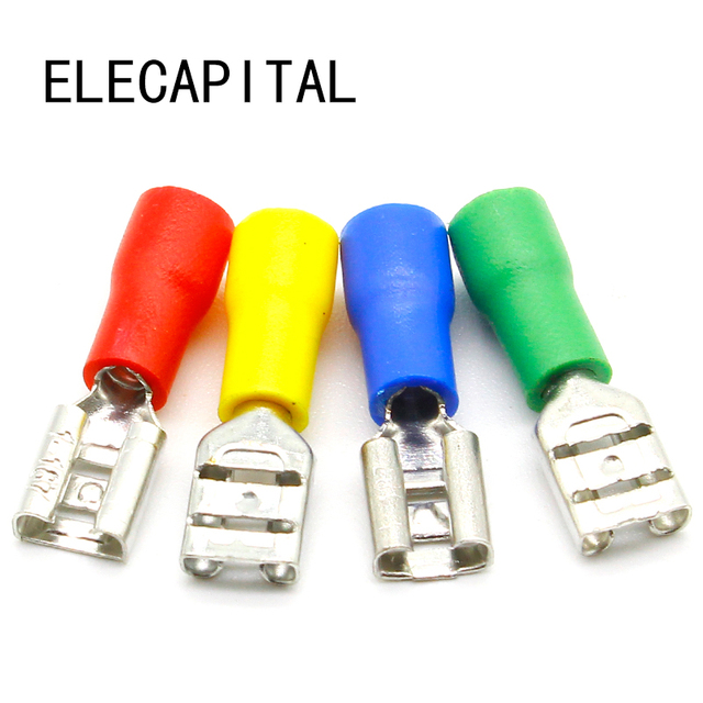 16 awg wiring terminals electrical work wiring diagram fdd1 187 female insulated electrical crimp terminal for 22 16 awg rh aliexpress com 2 awg wire metric to awg wire keyboard keysfo Image collections