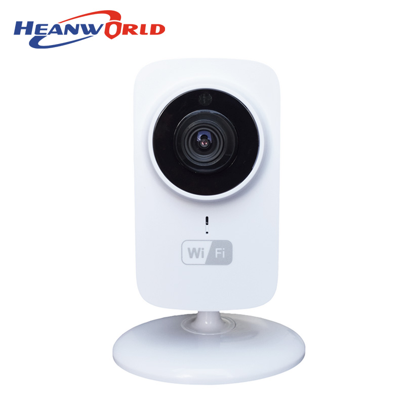 cheap mini ip camera wireless 720p network audio night vision cctv security camera wifi baby. Black Bedroom Furniture Sets. Home Design Ideas