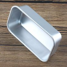 Baking Form Toast Square Baking Tray Cake Muffin Bread Mold Baguette Bake Moulds Kitchen Pastry Gadget Accessories(China)