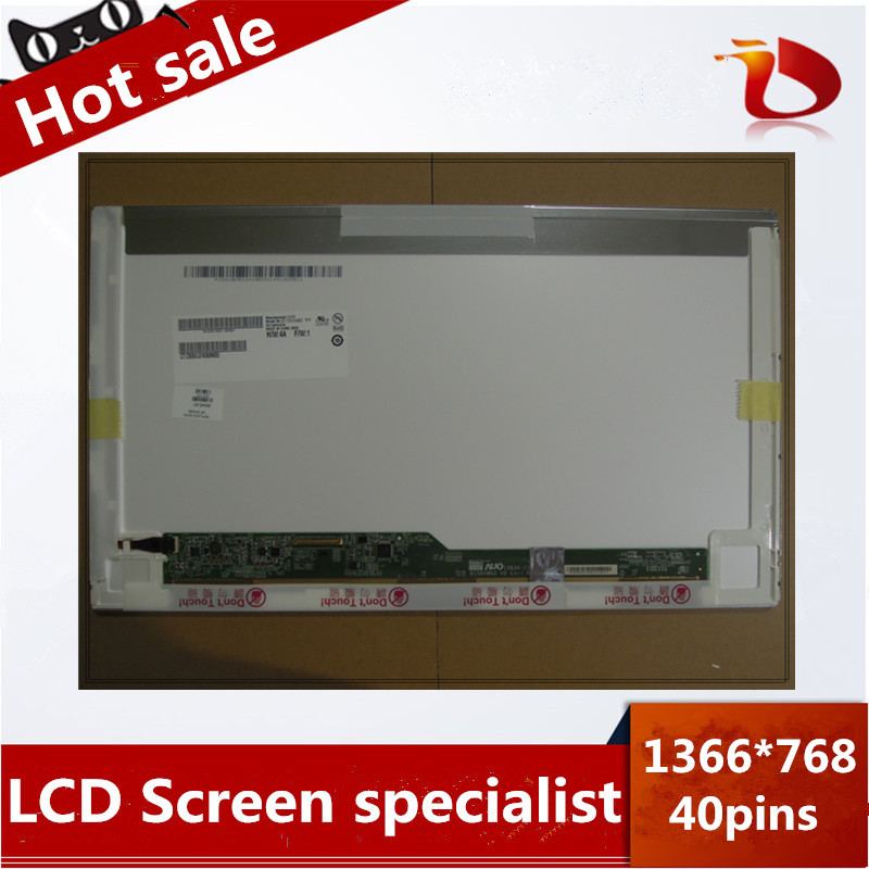 15.6 Laptop LCD Screen For HP PAVILION DV6 G56 G6 G60 G60T G62 G62T LED Display Panel WXGA HD for hp 250 g3 series lcd led screen for 15 6 wxga hd slim display new