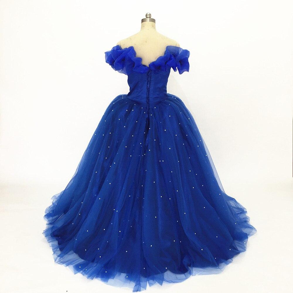 Ballkleid Cinderella Quinceanera Kleider blau Rosa Prinzessin ...