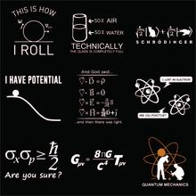 """Physics """"And God Said… And Then There Was Light"""" T-shirt"""