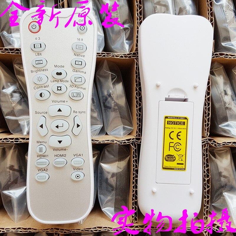 CN KESI FIT Original Projector Optoma Remote Control For HD33 HD25E IS803 HD25 IS802 Projectors