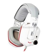 Somic7.1 Surround Sound USB Games Gaming Headset Headphone 4 Razer Gamer-White