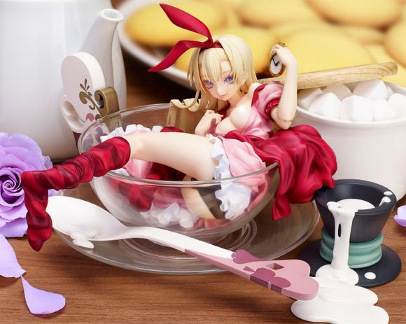 Anime Native Epicurious Alice in Wonderland Action Figure Limited Edition Adult Sexy Girls Model Toys Gift