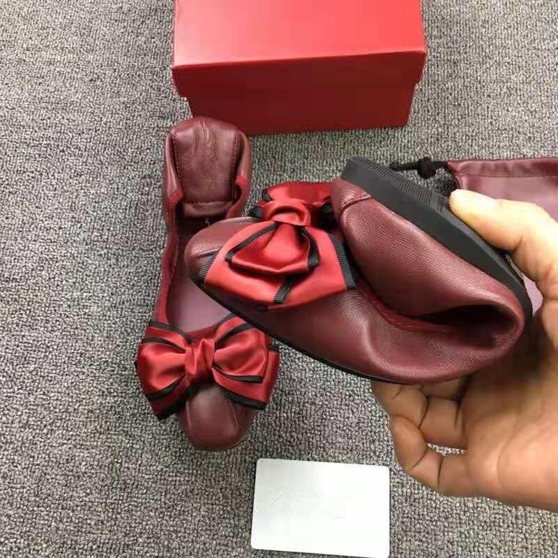 1 Antideslizante Marca 4 Plana 2 Genuino 3 Moda 5 Suave De Ballet Cuero Mujer Quicheshoes Nuevos Doug Zapatos nHUaHq4X