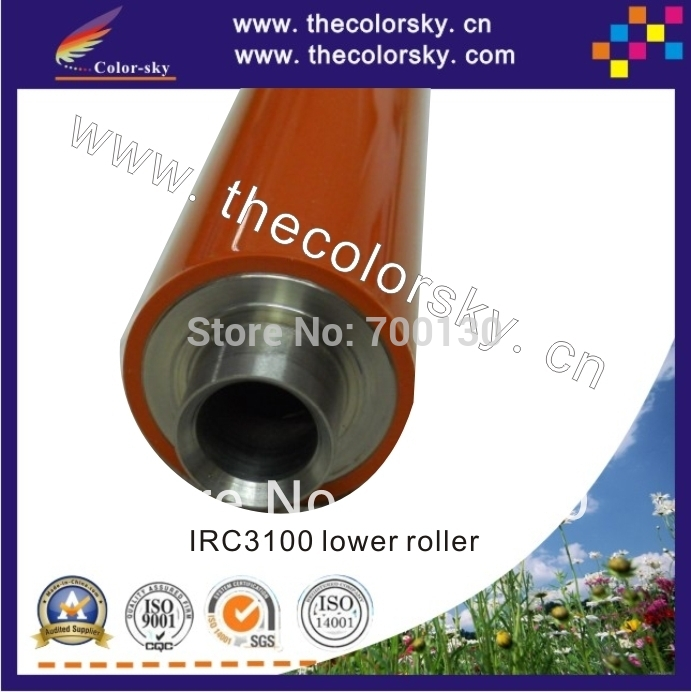 (RD-LR3200L) Genuine lower pressure roller for Canon irc3220 irc3200 irc3100 irc2600 irc2570 irc3180 C 3220 3200 free shipping
