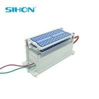Sihon 통합 20 그램/시간 오존 기계 용 회로가있는 용접 세라믹 오존 플레이트 없음|공기 청정기 부품|   -
