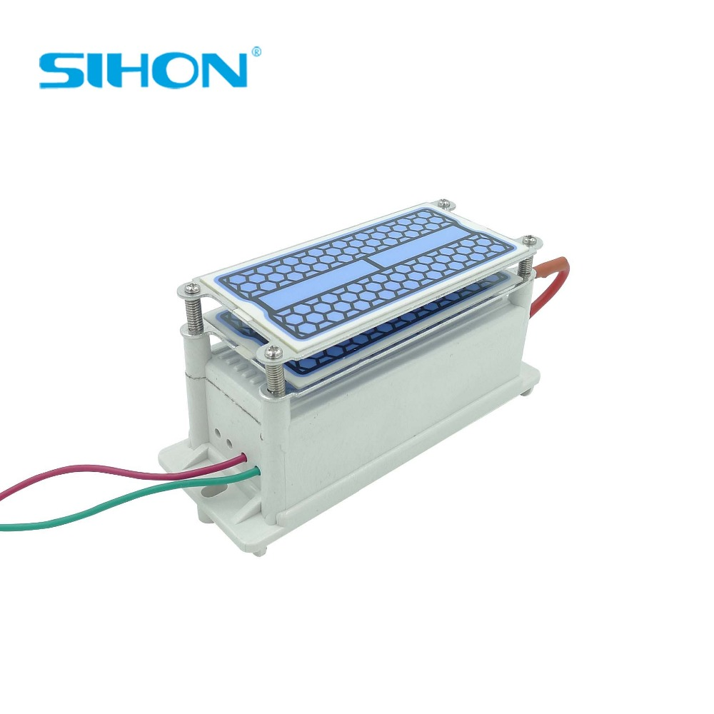 Sihon Integrated 20g/h no welding Ceramic Ozone Plate with Circuit for Ozone Machine|Air Purifier Parts|Home Appliances - title=