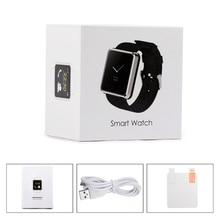F1 Bluetooth Smart Uhr Wasserdichte Smartwatch Für Android IOS Uhren Inteligente Schrittzähler Smartwatch-sim-karte Max32GB Tf-karte