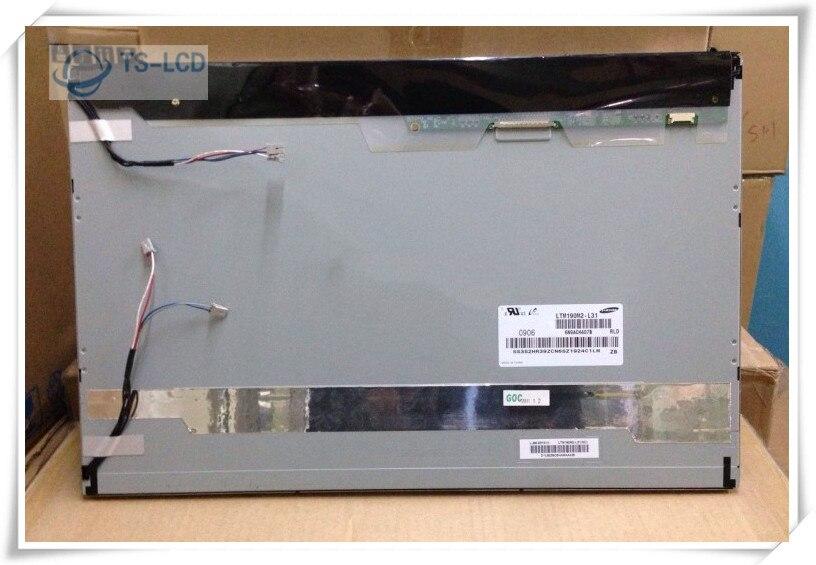 100% Testing LTM190M2-L31 LTM190M2 L31 Original Grade A+ 19.0