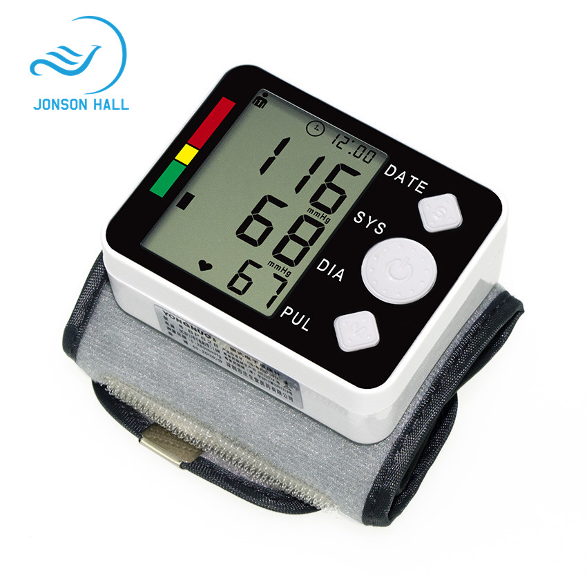 Monitor Tonometer Wrist-Blood-Pressure-Meter Health-Care Digital The Diagnostic-Tool