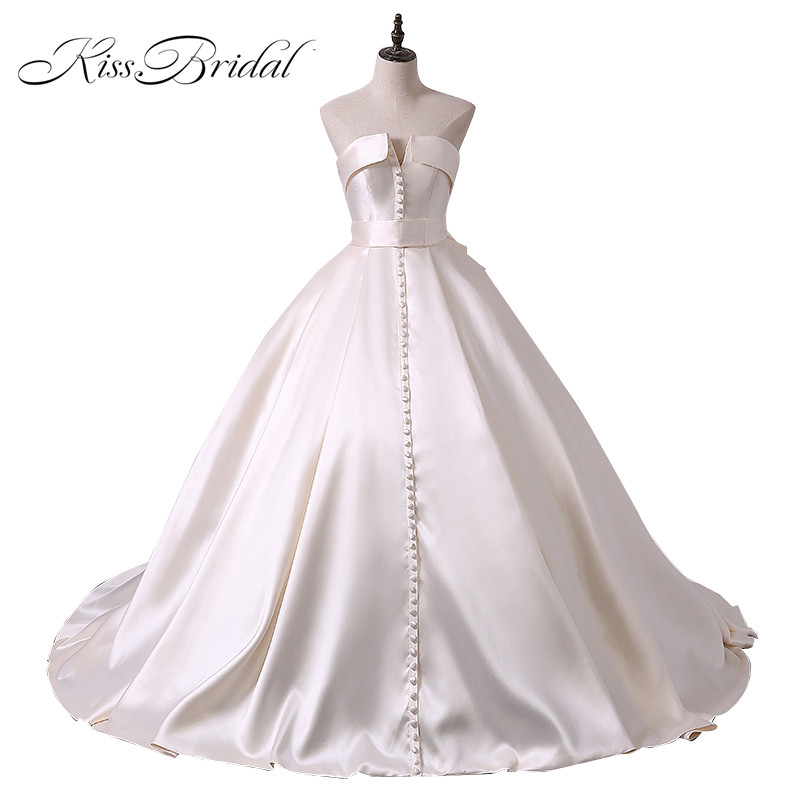 Closeout Vestido De Noiva New Design Ball Gown Wedding Dresses V ...