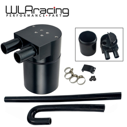 Wlr-high Performance czarny pojemnik do ściągania oleju ze stopu aluminium zbiornik do BMW N54 335i 135i E90 E92 E82 2006-2010