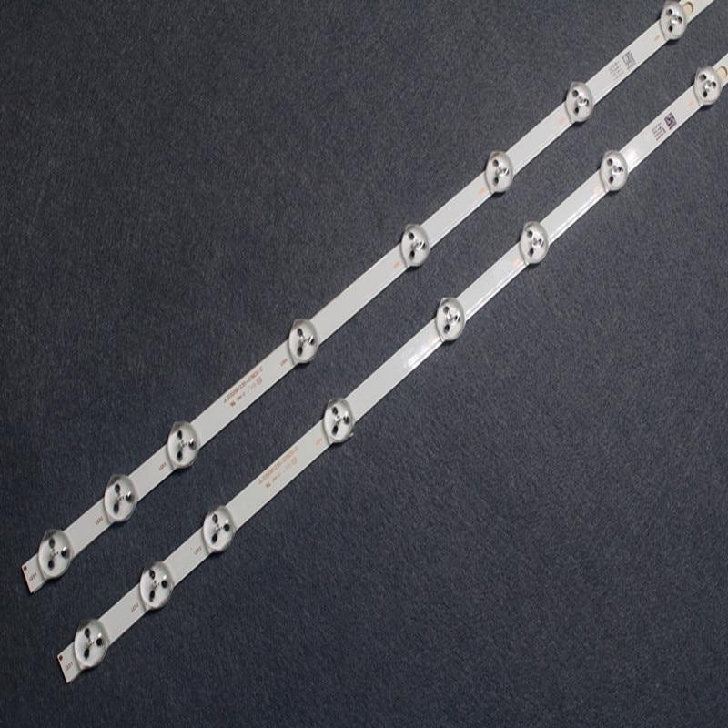 11 LEDs 575mm New Original LED Strip For VESTEL 32 Inch REV0.2 VES315WNDS-01 VES315WNDL-01 VES315WNDS-2D-R02