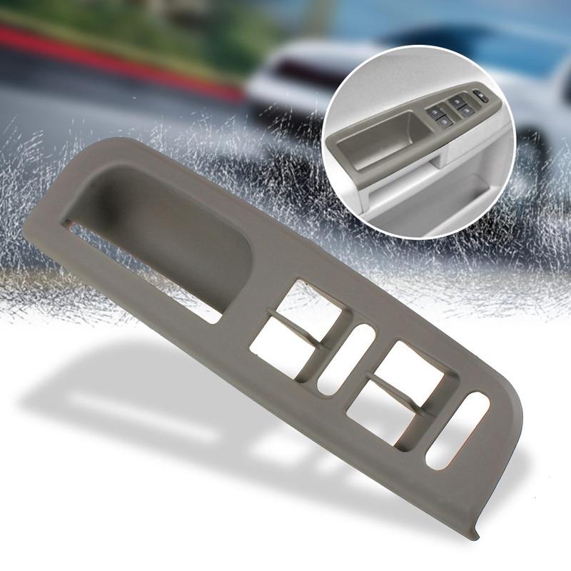 Grey-Black-Beige-Master-Car-Window-Switch-Control-Panel-Trim-Bezel-For-VW-Passat-for-Jetta (1)