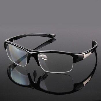 Esporte miopia óptico Óculos de ciclismo homens mulheres espelho Plano miopia bicicleta Óculos TR90 óculos 297