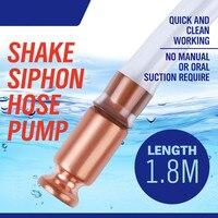 Brush Cutter Parts Fashion Carburador Siphon Hose Pump Automatic Water Jiggler Liquid Transfer Self Priming Shake
