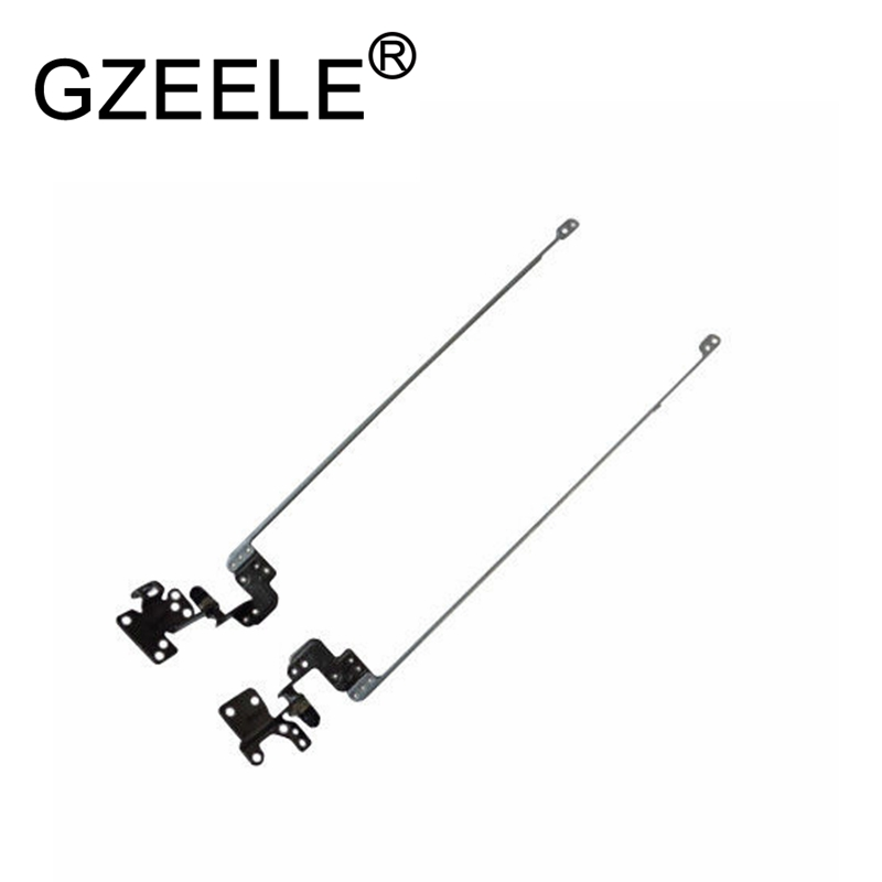 GZEELE NEW Hinge For Acer Aspire E5-574 E5-522 E5-522G E5-532 E5-552 E5-552G E5-573 LCD Screen Support Bracket Hinges Left&Right